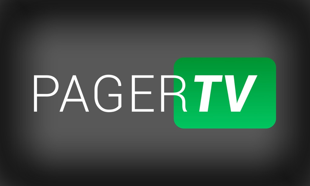 Pager TV for Apple TV by Dmitry Matveichev