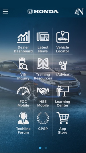 Honda Interactive Network >> Interactive Network On The App Store