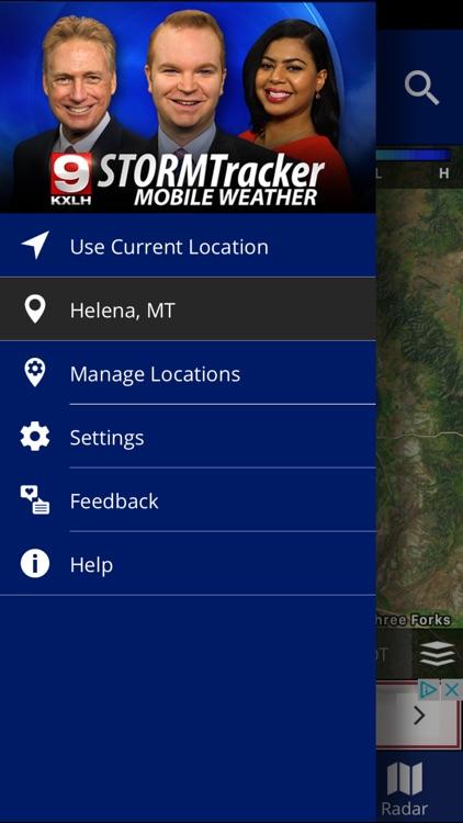 KXLH STORMTracker Weather screenshot-4