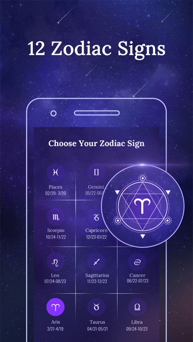 Astro Palmistry & Horoscope Screenshot
