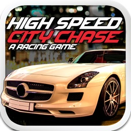 A High Speed City Chase - The Racing Driving Crime Game HD Free