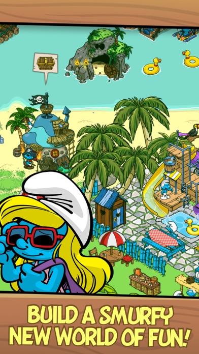Smurfs' Village Скриншоты3