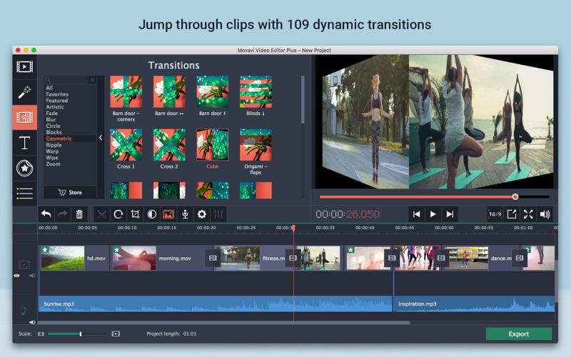 Video Editor Plus Movavi | App Price Drops