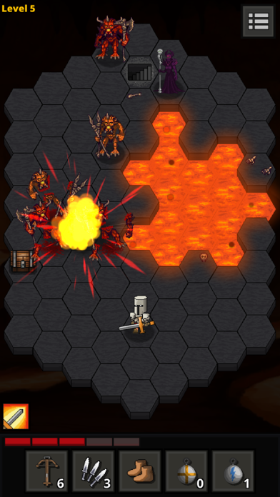 Dungeons of Hell screenshot two