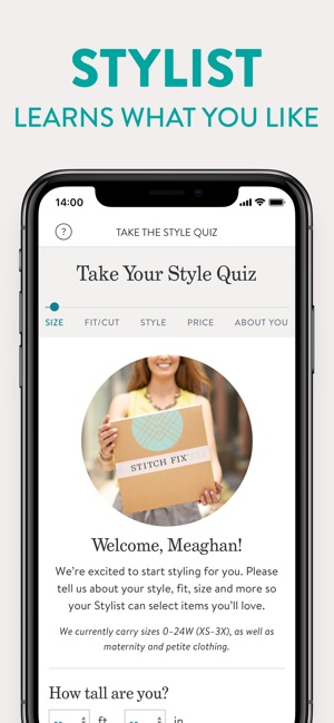 721fa67e43a Stitch Fix  Your Fashion Style on the App Store