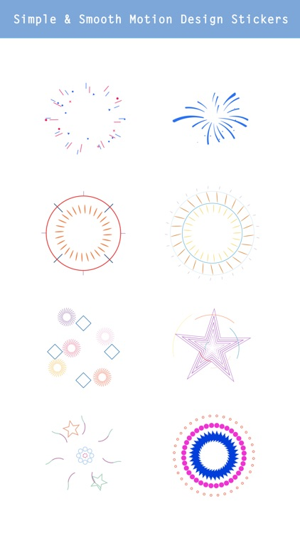 Animated Fireworks - Minimal Explosion Collection