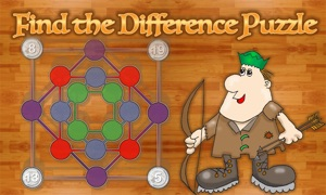 Find the Difference Puzzle