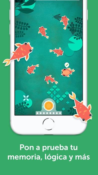 Screenshot for Lumosity - Entrenador Cerebral in Peru App Store
