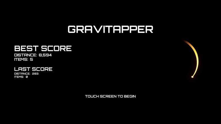 Gravitapper