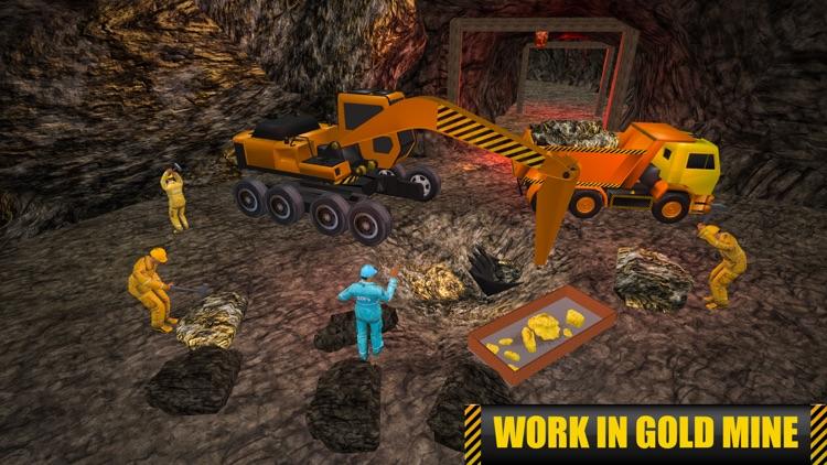 Gold Miner Construction Game screenshot-6