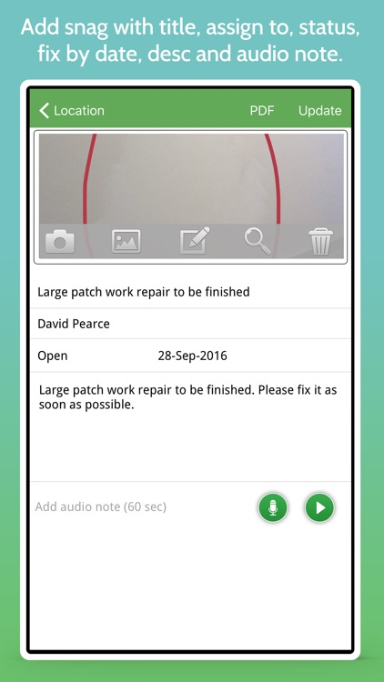 SnagID - Snagging and Defects screenshot-3