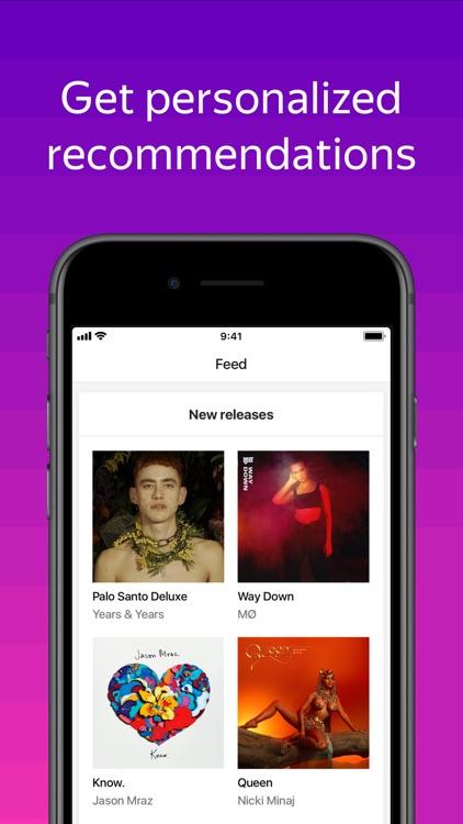Yandex Music screenshot-6