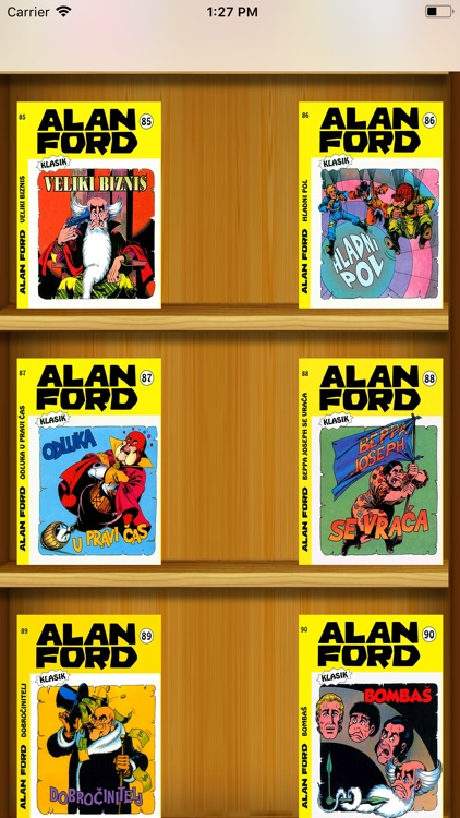 Alan Ford 2 (KLASIK) screenshot-0