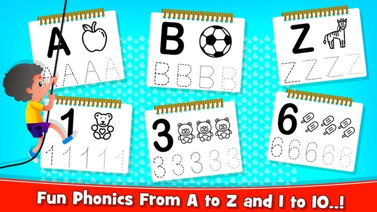 Tracing And Phonics Learning screenshot-4