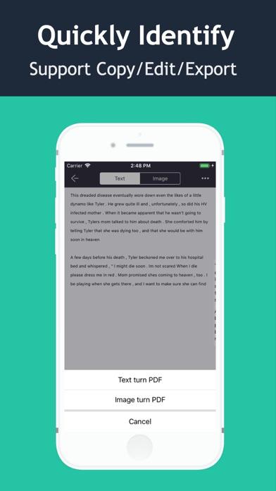 Scanner - Cam scanner app ScreenShot2
