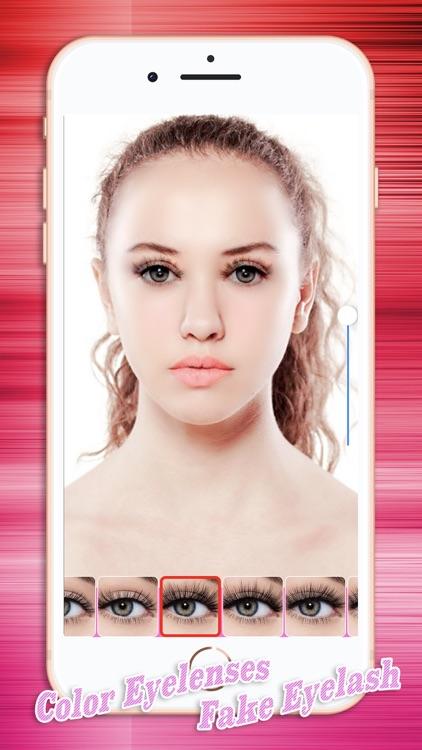 Beauty Selfie Facing Camera screenshot-4