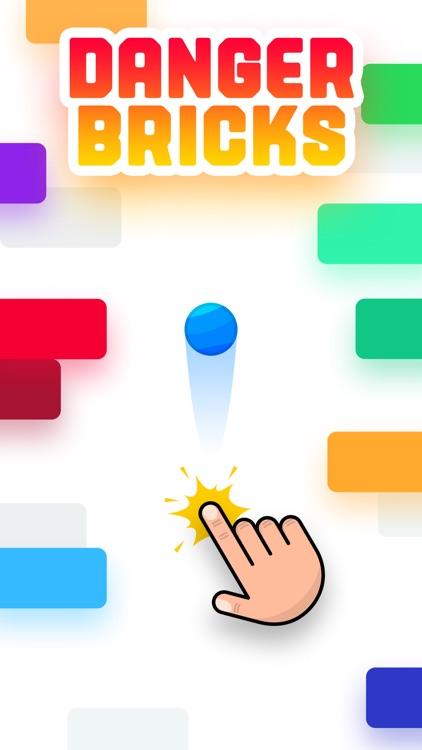 Danger Bricks: Risky Ballz Fun screenshot-0