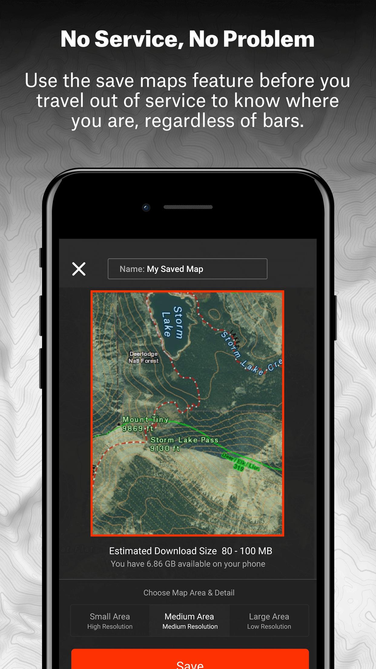 onX Hunt - GPS Hunting App Screenshot