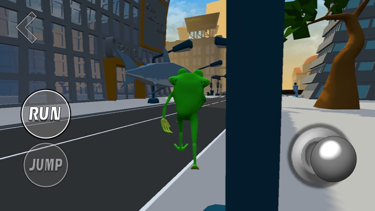 AMAZING FROG: IN THE CITY screenshot-3