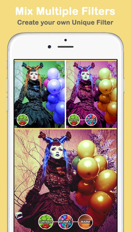 Lovely Selfie Filters PicVi screenshot-3