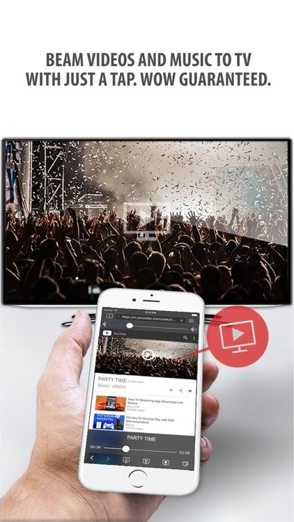 Tubio - Cast Web Videos to TV