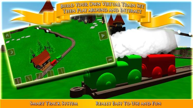 3D Train Set - XMAS screenshot-0