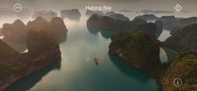 AirPano Travel Book Screenshot