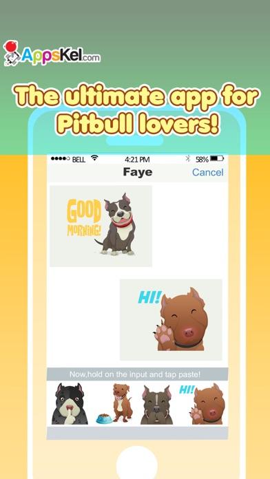 Pit-Bull Emoji Pro | Apps | 148Apps