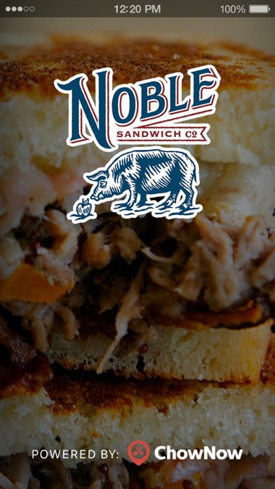 Noble Sandwich Co. screenshot 1