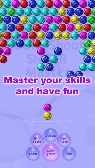 Bubble Shooter Classic screenshot 2