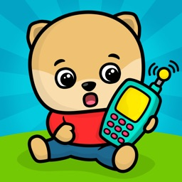 Baby phone with animal sounds