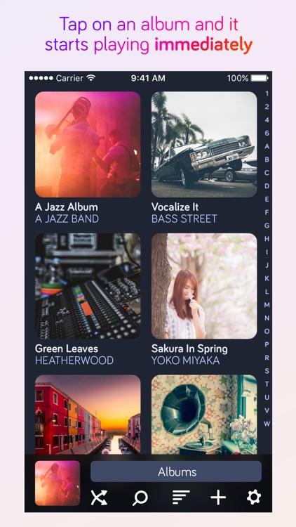 Harken Lite Music Player