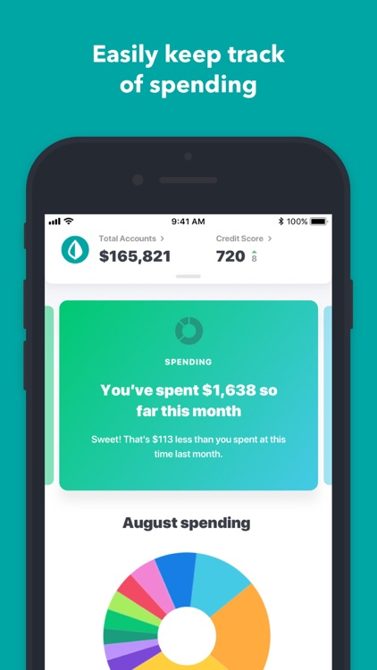 Mint:Personal Finance & Money screenshot-0