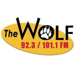 92.3 and 101.1 The Wolf