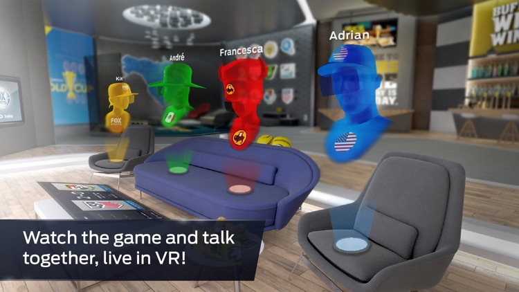 FOX Sports VR screenshot-3