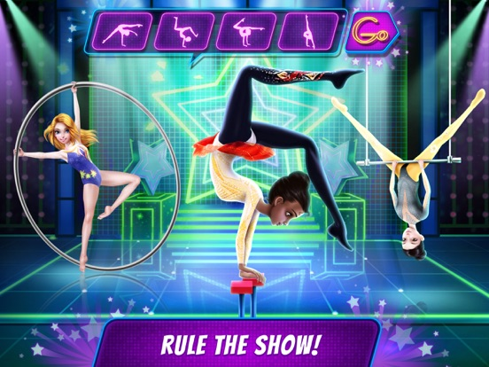 Acrobat Star Show screenshot 7