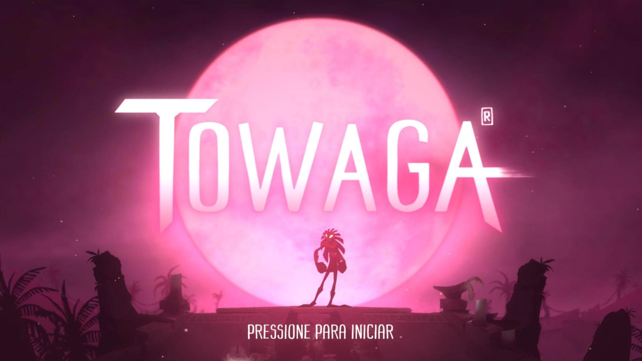 Screenshot do app Towaga