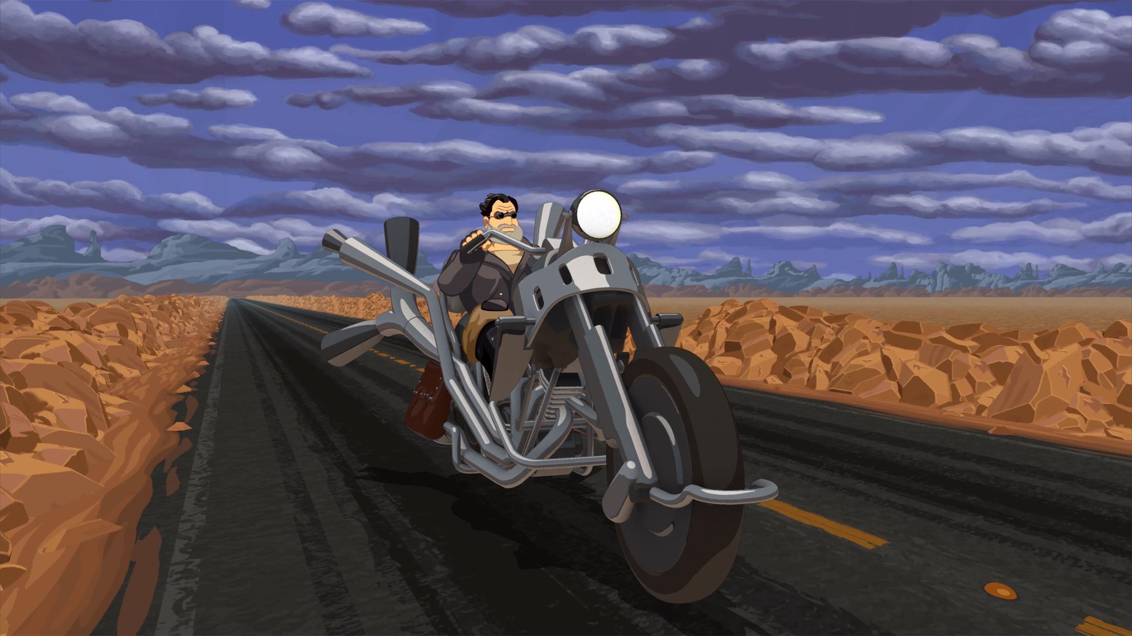 Screenshot do app Full Throttle Remastered