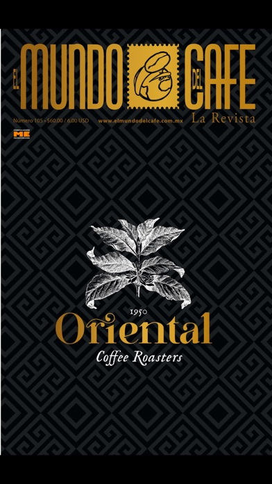 El Mundo del Café La Revista screenshot 3