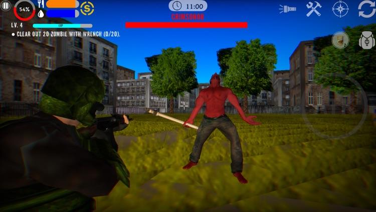 DECAY Z : Zombie Survival screenshot-4