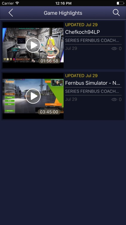 Game Net for - Fernbus Simulator screenshot-3