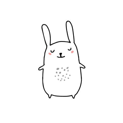 Fat Rabbit Animated