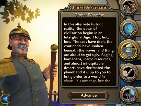 Screenshot #5 for Civilization Revolution 2