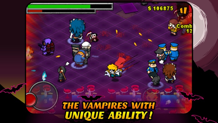 Infect Them All : Vampires screenshot-3