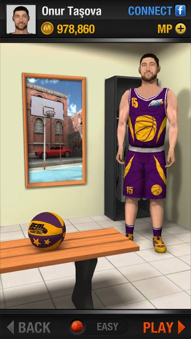 Real Basketball ScreenShot2