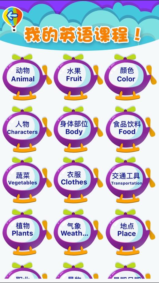 儿童英语3岁-8岁:宝宝英语早教作业(图2)