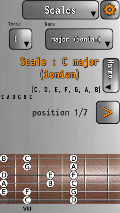 Guitare screenshot two