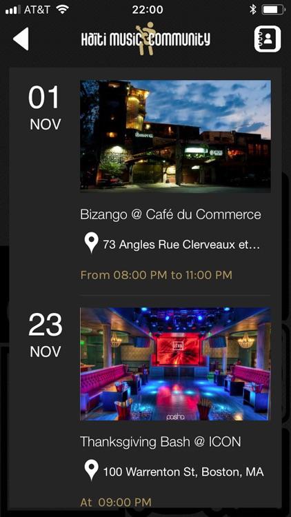 Haiti Music Community screenshot-3