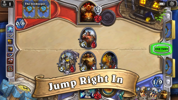 Hearthstone screenshot-2