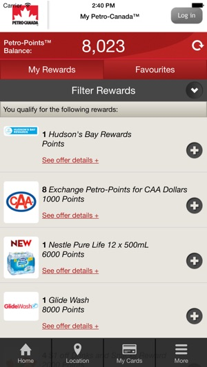 Petro Canada Gift Card Balance Inquiry - Gift Ideas